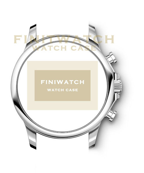 FINIWatches 316L stainless steel case FC001