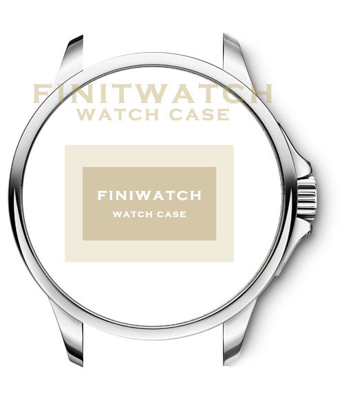 FINIWatches 316L stainless steel case FC002